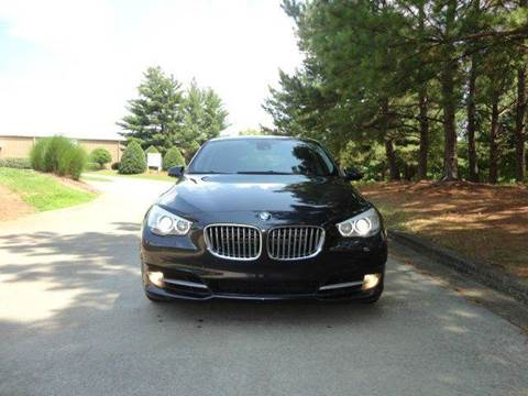 2010 BMW 5 Series for sale at German Auto World LLC in Alpharetta GA