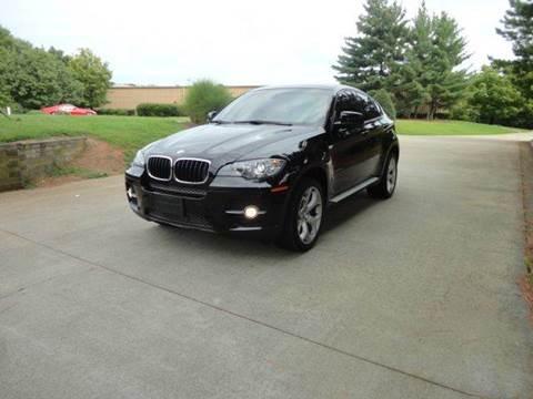 2011 BMW X6 for sale at German Auto World LLC in Alpharetta GA