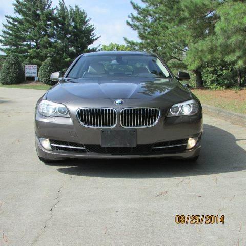 2011 BMW 5 Series for sale at German Auto World LLC in Alpharetta GA