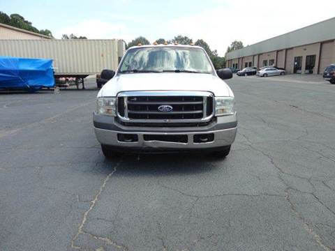 2004 Ford F-350 Super Duty for sale at German Auto World LLC in Alpharetta GA