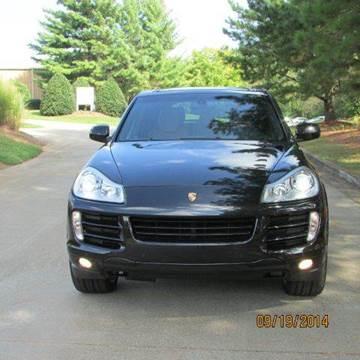 2008 Porsche Cayenne for sale at German Auto World LLC in Alpharetta GA