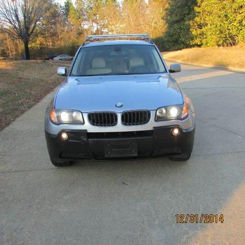 2005 BMW X3 for sale at German Auto World LLC in Alpharetta GA