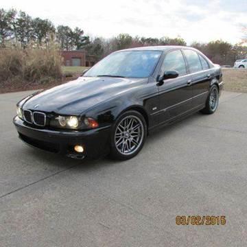 2002 BMW M5 for sale at German Auto World LLC in Alpharetta GA