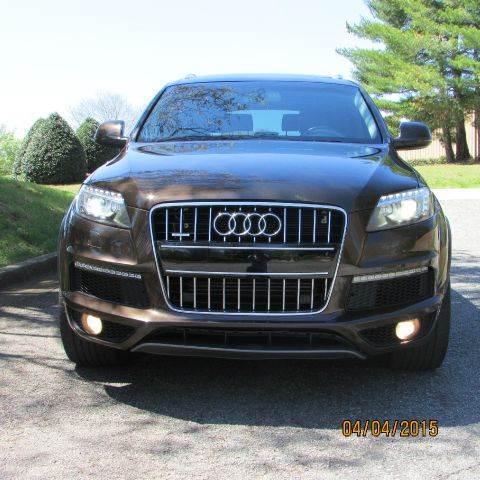 2011 Audi Q7 for sale at German Auto World LLC in Alpharetta GA