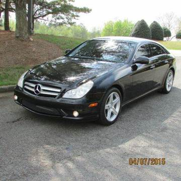 2009 Mercedes-Benz CLS-Class for sale at German Auto World LLC in Alpharetta GA
