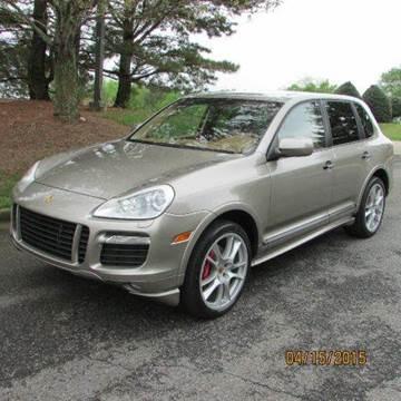 2009 Porsche Cayenne for sale at German Auto World LLC in Alpharetta GA