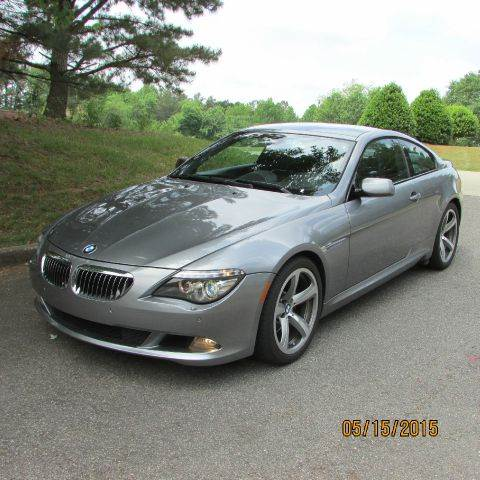 2009 BMW 6 Series for sale at German Auto World LLC in Alpharetta GA