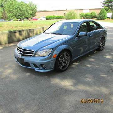 2010 Mercedes-Benz C-Class for sale at German Auto World LLC in Alpharetta GA