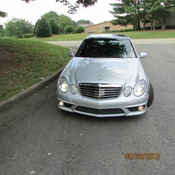 2007 Mercedes-Benz E-Class for sale at German Auto World LLC in Alpharetta GA