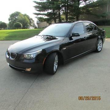 2010 BMW 5 Series for sale at German Auto World LLC in Alpharetta GA