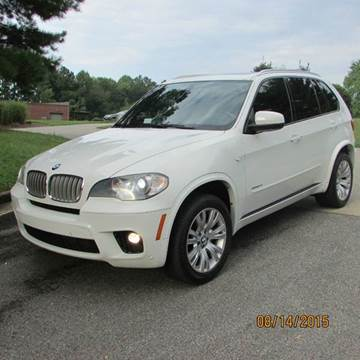 2011 BMW X5 for sale at German Auto World LLC in Alpharetta GA