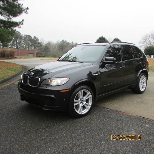 2011 BMW X5 M for sale at German Auto World LLC in Alpharetta GA