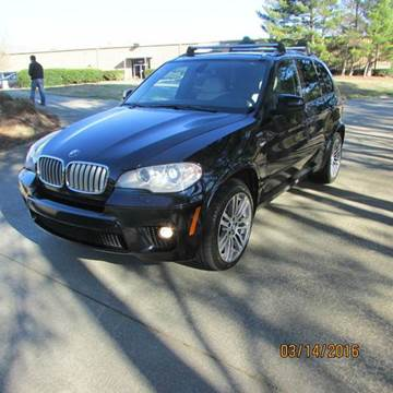 2012 BMW X5 for sale at German Auto World LLC in Alpharetta GA
