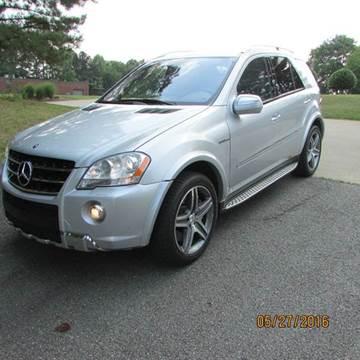 2010 Mercedes-Benz M-Class for sale at German Auto World LLC in Alpharetta GA