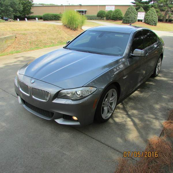 2011 BMW 5 Series for sale at German Auto World LLC in Alpharetta GA