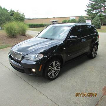 2013 BMW X5 for sale at German Auto World LLC in Alpharetta GA
