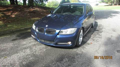 2011 BMW 3 Series for sale at German Auto World LLC in Alpharetta GA