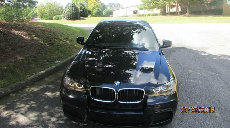 2011 BMW X6 M for sale at German Auto World LLC in Alpharetta GA