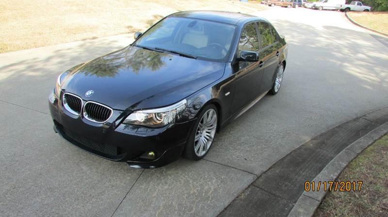 2008 BMW 5 Series for sale at German Auto World LLC in Alpharetta GA