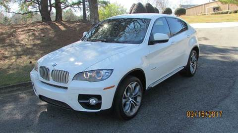 2011 BMW X6 for sale at German Auto World LLC in Alpharetta GA