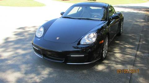 2006 Porsche Cayman for sale at German Auto World LLC in Alpharetta GA