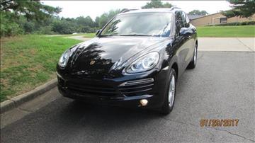 2012 Porsche Cayenne for sale in Alpharetta, GA
