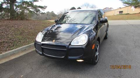 2005 Porsche Cayenne for sale in Alpharetta, GA