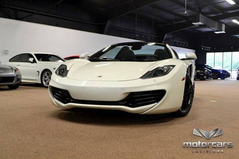 Genial 2013 McLaren MP4 12C Spider For Sale In Baton Rouge, LA
