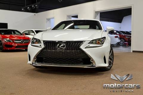 2015 Lexus RC 350 For Sale In Baton Rouge, LA