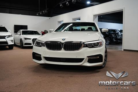 2018 BMW 5 Series for sale in Baton Rouge, LA