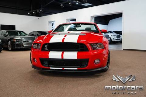 2014 Ford Shelby GT500 for sale in Baton Rouge, LA