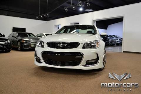 2017 Chevrolet SS for sale in Baton Rouge, LA