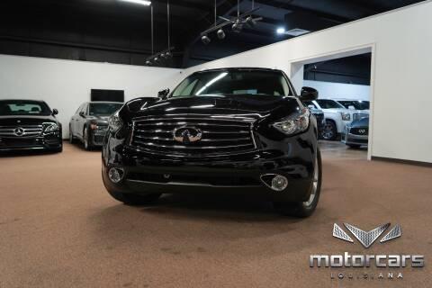 Car Dealerships In Sumter Sc >> 2016 Infiniti Qx70 For Sale In Baton Rouge La