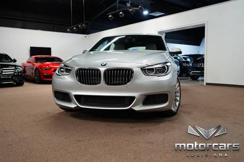 2017 BMW 5 Series 535i Gran Turismo for sale at Motorcars Louisiana in Baton Rouge LA