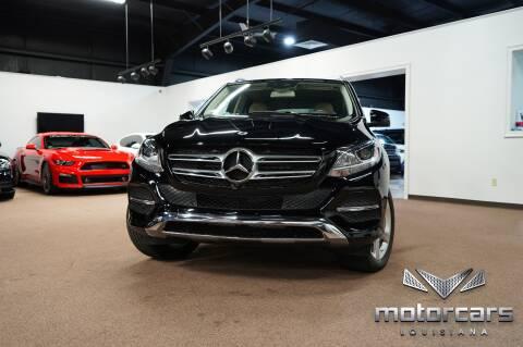 2017 Mercedes-Benz GLE GLE 350 for sale at Motorcars Louisiana in Baton Rouge LA