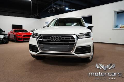 2018 Audi Q5 2.0T quattro Premium Plus for sale at Motorcars Louisiana in Baton Rouge LA
