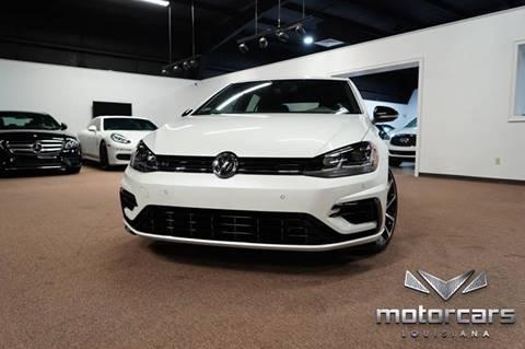 2019 Volkswagen Golf R for sale at Motorcars Louisiana in Baton Rouge LA