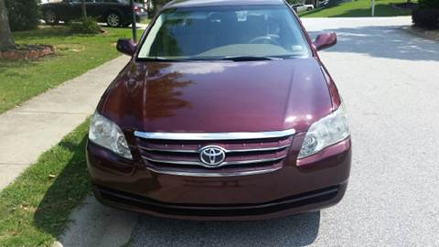 2007 Toyota Avalon for sale at Wheels To Go Auto Sales in Greenville SC