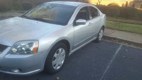 2004 Mitsubishi Galant for sale at Wheels To Go Auto Sales in Greenville SC