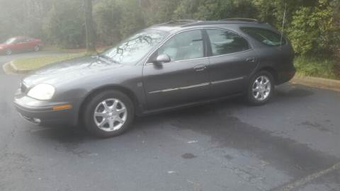 2002 Mercury Sable for sale at Wheels To Go Auto Sales in Greenville SC