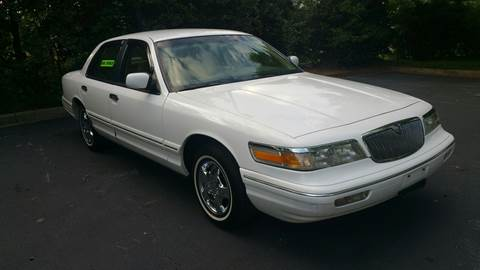 1997 Mercury Grand Marquis for sale at Wheels To Go Auto Sales in Greenville SC