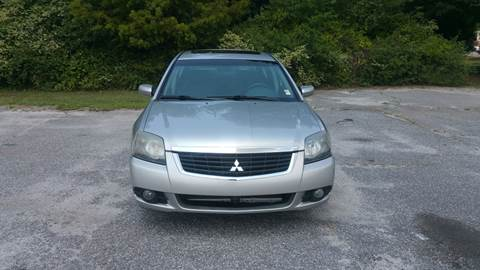 2009 Mitsubishi Galant for sale at Wheels To Go Auto Sales in Greenville SC
