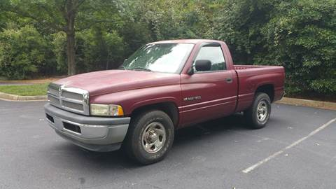1996 Dodge Ram Chassis 1500 for sale at Wheels To Go Auto Sales in Greenville SC