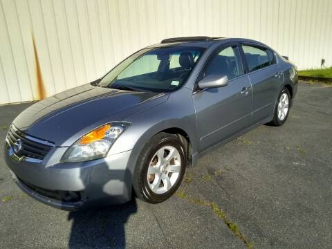 2009 Nissan Altima for sale at Wheels To Go Auto Sales in Greenville SC