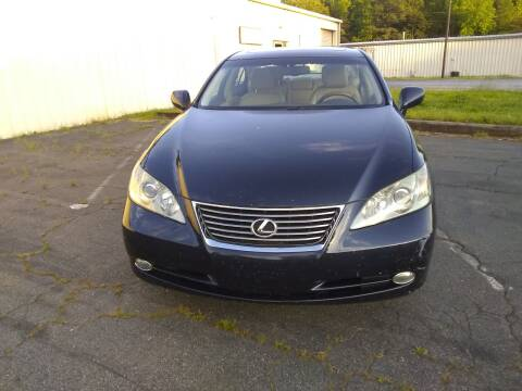 2007 Lexus ES 350 for sale at Wheels To Go Auto Sales in Greenville SC