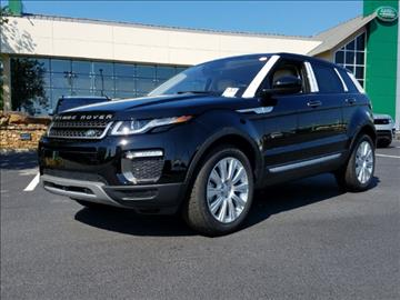 2017 Land Rover Range Rover Evoque for sale in Alpharetta, GA