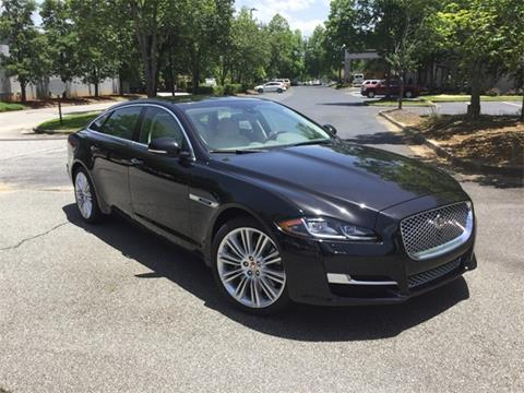 2017 Jaguar XJL for sale in Alpharetta GA