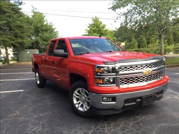 2014 Chevrolet Silverado 1500 for sale in Alpharetta, GA