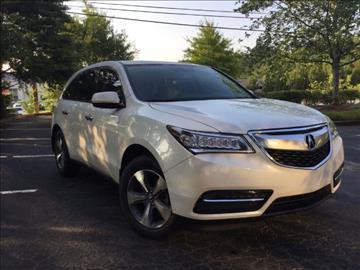 2014 Acura MDX for sale in Alpharetta, GA