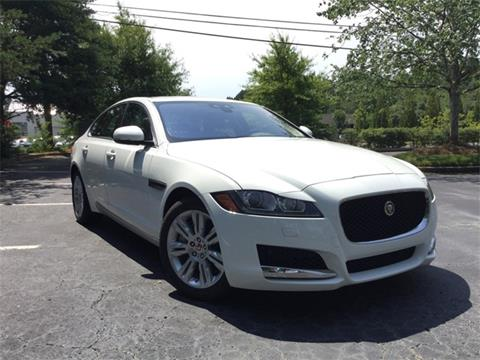 2017 Jaguar XF for sale in Alpharetta GA